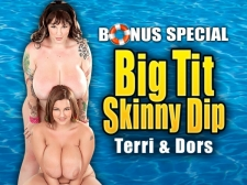 Big Tit Tiny Dip: Terri Jane & Dors Feline
