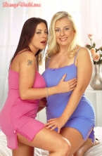 Linsey Dawn And Julia Miles